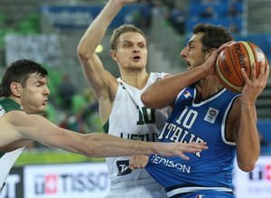 Litvanya-İtalya (EuroBasket 2013 Çeyrek Finali)