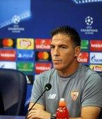 Sevilla Teknik Direktörü Berizzo iddialı