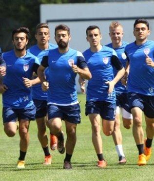 Manisaspor'da yeni sezon hazırlıkları