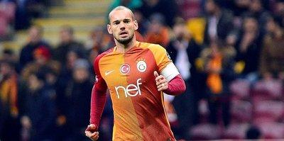 Sneijder'siz 37 puan uçtu
