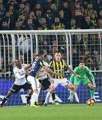 Fenerbahce, Besiktas draw in Istanbul derby