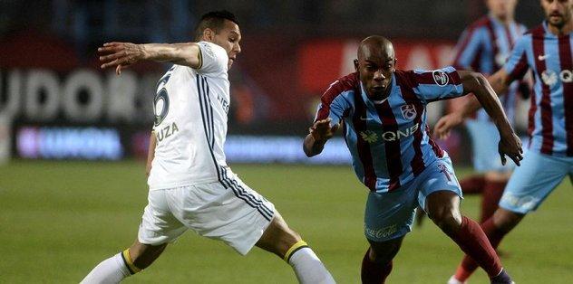 Trabzonspor'un tek hedefi galibiyet
