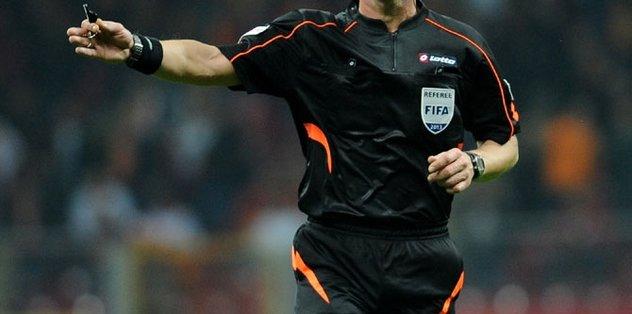 Fener-Başakşehir maçını kim yönetecek?