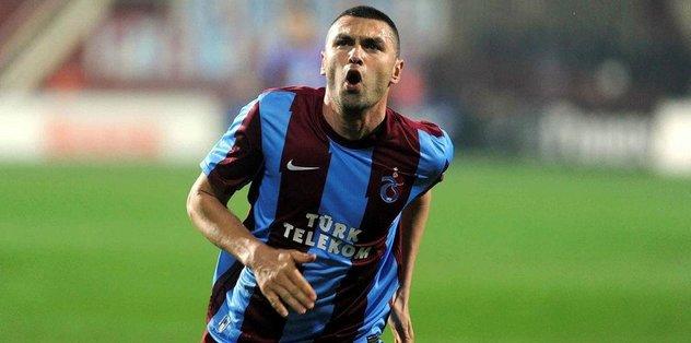 Burak, Trabzonspor'da!