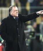 """Dick Advocaat: """"Krasnodar bizden daha iyiydi"""""""