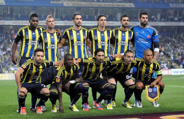 Fenerbahçe - Marsilya (UEFA Avrupa Ligi maçı)