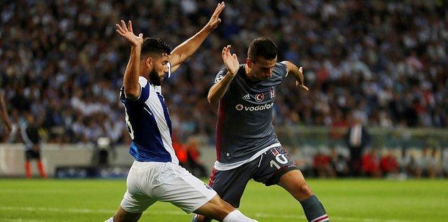 Porto'lu Felipe'den Beşiktaş maçı itirafı!
