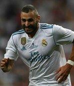 Benzema, Real Madrid ile sözleşme yeniledi