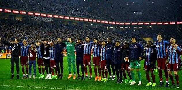 Trabzonspor'a yeni stadı uğurlu geldi