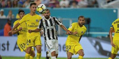 Ortaya Juventus'lu Rincon