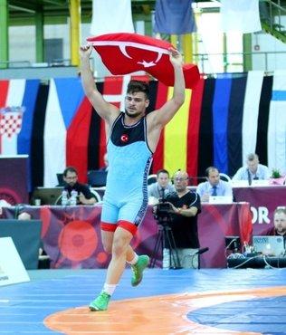 Osman Göçen Avrupa üçüncüsü oldu