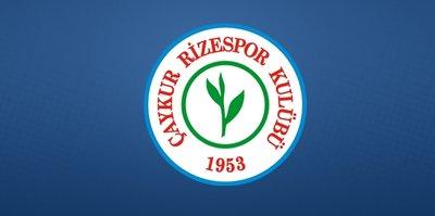 Çaykur Rizespor'da devir teslim töreni yapıldı