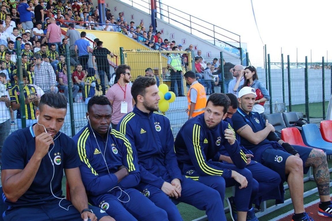 Fenerbahçe 2-3 Juventus Bükreş