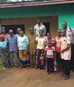 İşte Udoh ailesi