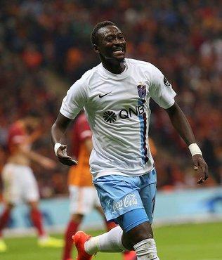 Trabzonspor'u N'Doye s�rtl�yor
