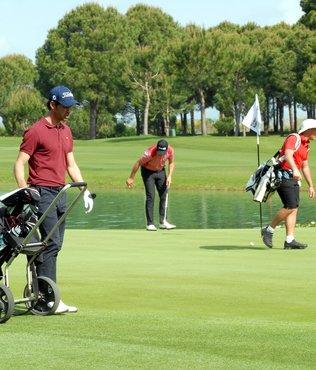 Turkish Airlines Challenge Golf Turnuvası başladı