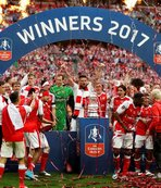 İngiltere Federasyon Kupası Arsenal'in