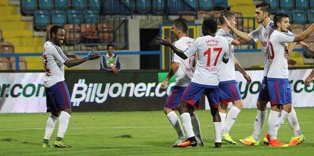 Karabükspor 3 puan� 3 golle ald�
