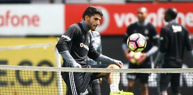 Beşiktaş'ta Adanaspor maçı hazırlıkları başladı