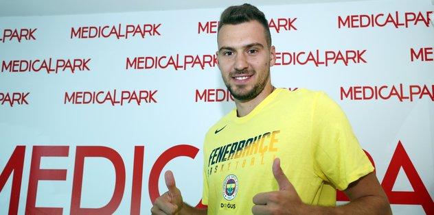 Marko Guduric, sağlık kontrolünden geçti