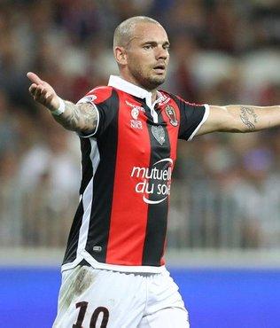 Sneijder oynadı, Nice siftah yaptı