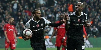 Beşiktaş yarı finali avuçlarının arasından kaçırdı