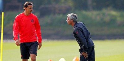 Mourinho'dan Ibrahimovic açıklaması