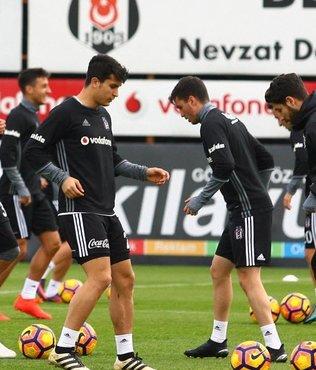 Beşiktaş, Bursaspor hazırlıklarına başladı