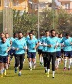 Alanyaspor'da F.Bahçe maçı hazırlıkları tamamlandı