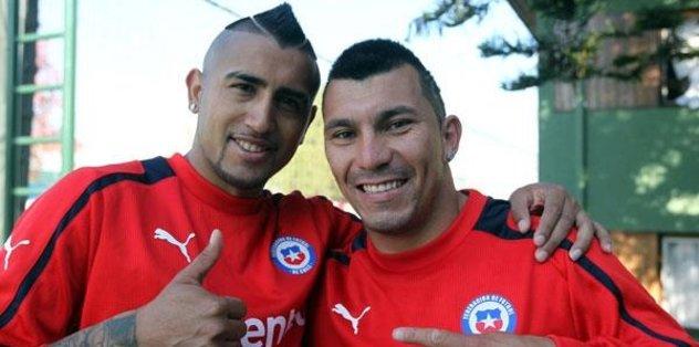Vidal'dan Medel'e destek