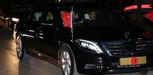 Cumhurbaşkanı Erdoğan'dan Albayrak ailesine ziyaret