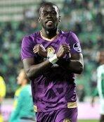 N'Diaye'den 15 gol 4 asist