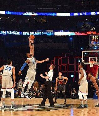 NBA All-Star'da rekorlar gecesi
