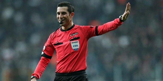 Ali Palabıyık'a UEFA'dan görev