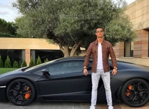 C. Ronaldoyla fena dalga geçtiler