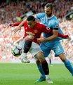 Manchester United yine t�kezledi: 1-1