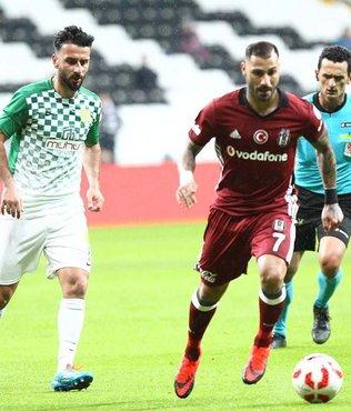 Lider turlayan Beşiktaş F.Bahçe ile eşleşti
