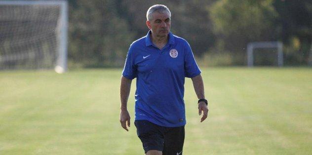 Antalyaspor'da bu sezon tek hedef Avrupa