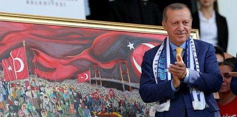Cumhurbaşkanı Erdoğan açıkladı: O isim tarih oluyor!