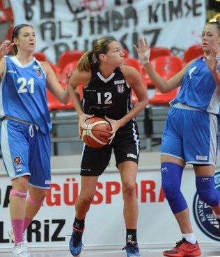 AGÜ Spor: 48 - Beşiktaş: 59