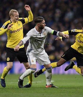 Dortmund'dan Real Madrid'e tarihi çelme