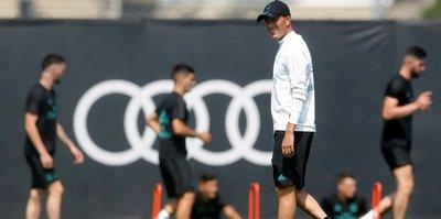 Real Madrid'den transfer hamlesi