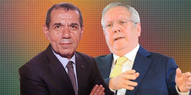 Aziz Y�ld�r�m ve Dursun Özbek PFDK'ya sevk edildi