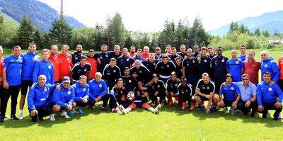 Antalyaspor'un Salzburg kampı sona erdi