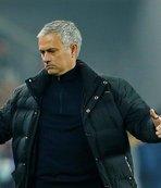 F.Bahçe Mourinho'nun canını sıktı!