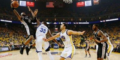 Warriors farklı kazandı