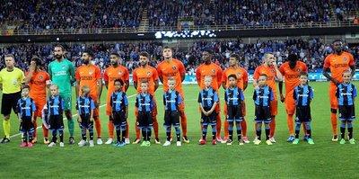 Başakşehir, Club Brugge önünde tur arıyor