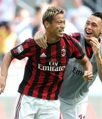 Milan, Bologna'yı farklı geçti