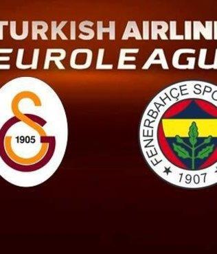 Galatasaray Odeabank - Fenerbah�e