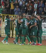 Giresunspor play-off'ta